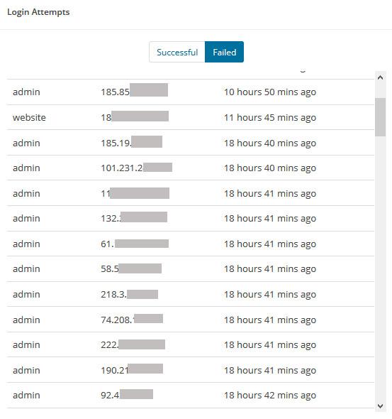 failed login attempts.1497514084 - Otimização de segurança do wordpress